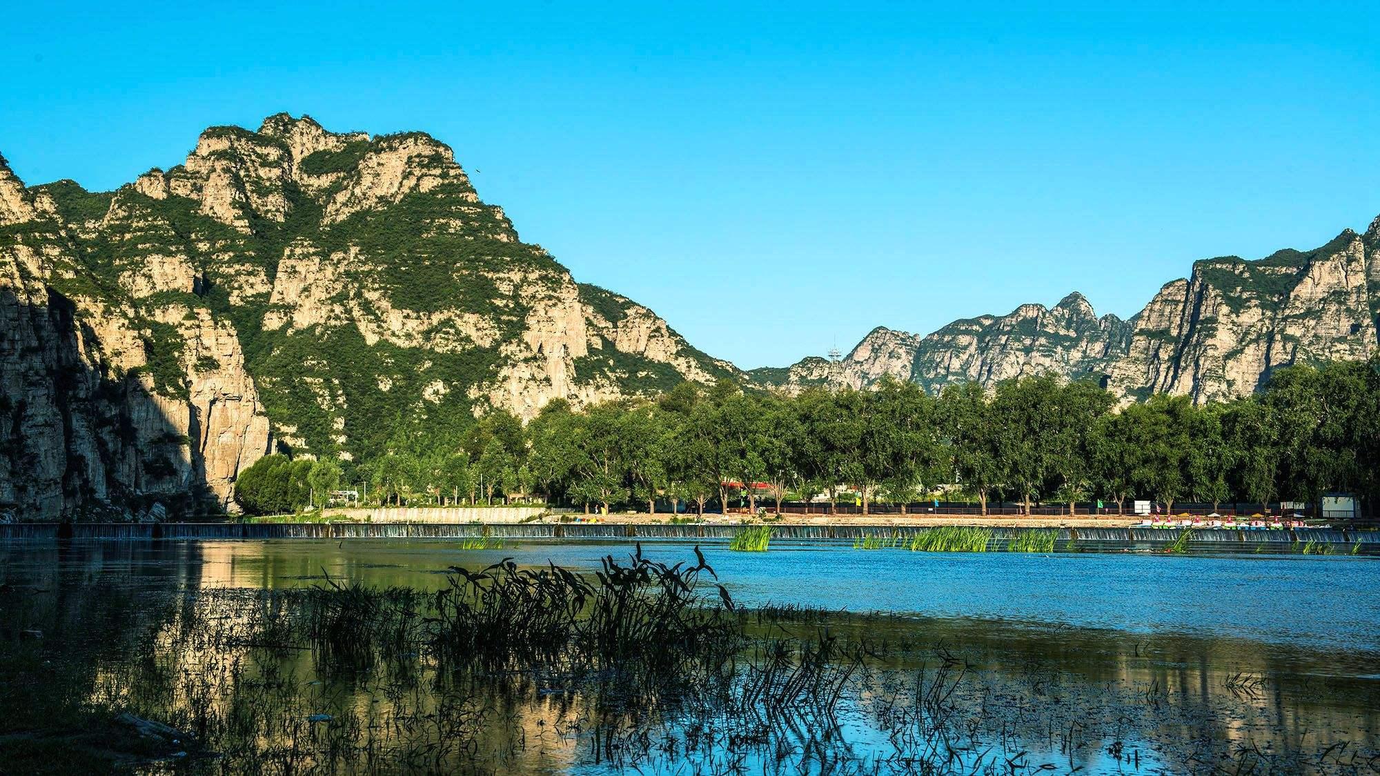 【天津出发】十渡风景区,孤山寨大峡谷休闲一日游